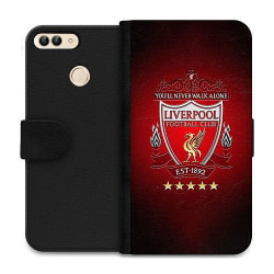Huawei P Smart (2018) Wallet Case YNWA Liverpool
