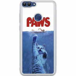 Huawei P Smart (2018) Soft Case (Frostad) Paws