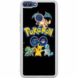 Huawei P Smart (2018) Soft Case (Frostad) Pokemon