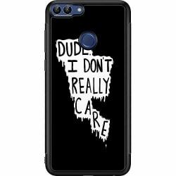 Huawei P Smart (2018) Soft Case (Svart) DUDE.