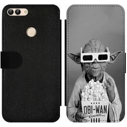 Huawei P Smart (2018) Wallet Slimcase Yoda