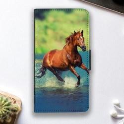 Apple iPhone 6 / 6S Fodralskal Häst / Horse