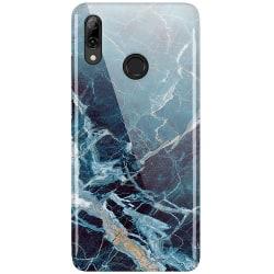 Huawei P Smart (2019) LUX Mobilskal (Glansig) Blue Shards