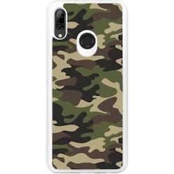 Huawei P Smart (2019) Vitt Mobilskal Military
