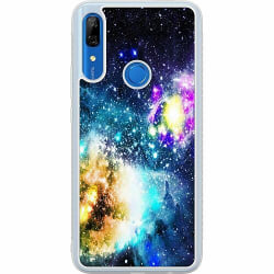 Huawei P Smart Z Soft Case (Frostad) Galaxy