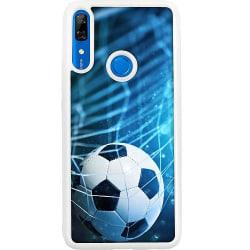 Huawei P Smart Z Soft Case (Vit) VM Fotboll 2018