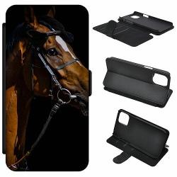 Apple iPhone XS Max Mobilfodral Häst / Horse