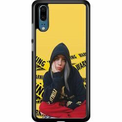 Huawei P20 Hard Case (Black) Billie Eilish