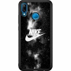 Huawei P20 Lite Soft Case (Svart) Nike