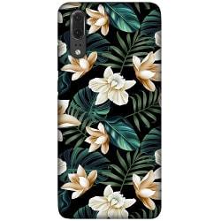 Huawei P20 LUX Mobilskal (Matt) Blommor