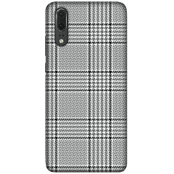 Huawei P20 LUX Mobilskal (Matt) Checkered State