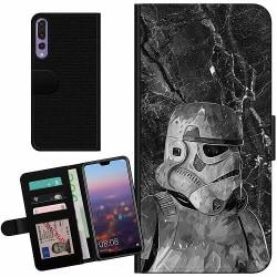 Huawei P20 Pro Billigt Fodral Star Wars Stormtrooper
