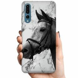 Huawei P20 Pro TPU Mobilskal Häst