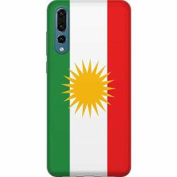 Huawei P20 Pro Mjukt skal - Kurdistan