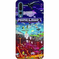 Huawei P20 Pro Thin Case MineCraft