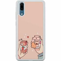 Huawei P20 Soft Case (Frostad) Kawaii