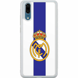 Huawei P20 Soft Case (Frostad) Real Madrid