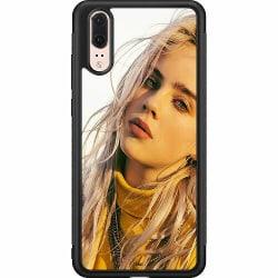 Huawei P20 Soft Case (Svart) Billie Eilish 2021