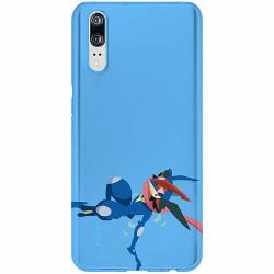 Huawei P20 Thin Case Pokémon - Greninja