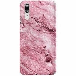 Huawei P20 Thin Case Rosa