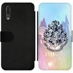 Huawei P20 Wallet Slim Case Harry Potter