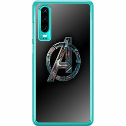 Huawei P30 Hard Case (Transparent) Avengers