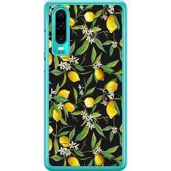 Huawei P30 Hard Case (Transparent) Lemonade