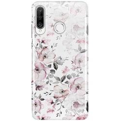 Huawei P30 Lite LUX Mobilskal (Glansig) Soft Florals