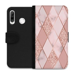 Huawei P30 Lite Wallet Case Slightly Sophisticated