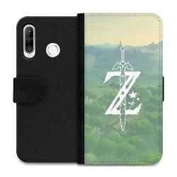 Huawei P30 Lite Wallet Case Zelda