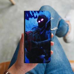 Huawei Y6 (2018) Plånboksskal Fortnite The Raven