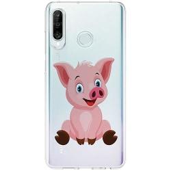 Huawei P30 Lite Thin Case  Piggy
