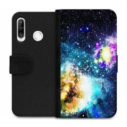 Huawei P30 Lite Wallet Case Galaxy