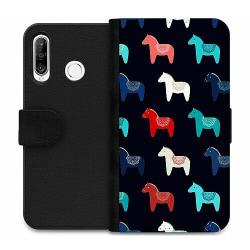 Huawei P30 Lite Wallet Case Horse Is Häst In Dalarna