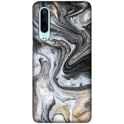 Huawei P30 LUX Mobilskal (Matt) Grå