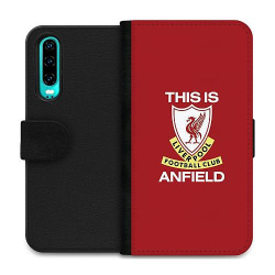 Huawei P30 Wallet Case This is Liverpool