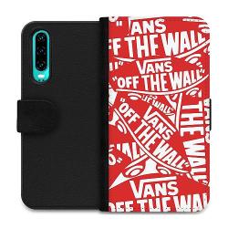 Huawei P30 Wallet Case Vans