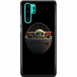 Huawei P30 Pro Hard Case (Svart) Baby Yoda