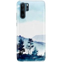 Huawei P30 Pro LUX Mobilskal (Glansig) Beautiful Nature
