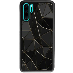 Huawei P30 Pro Soft Case (Svart) Midnight