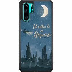 Huawei P30 Pro Soft Case (Svart) Harry Potter