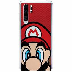 Huawei P30 Pro Thin Case Mario