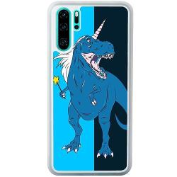 Huawei P30 Pro Soft Case (Frostad) Unicorn