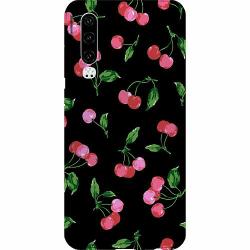 Huawei P30 Thin Case Cherry