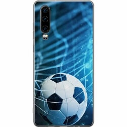 Huawei P30 Thin Case Fotboll