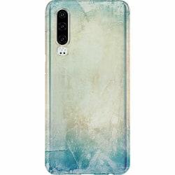 Huawei P30 Thin Case Light Hue of Blue
