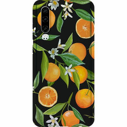 Huawei P30 Thin Case Orange Juice