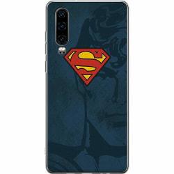 Huawei P30 Thin Case Superman