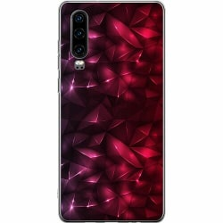 Huawei P30 Thin Case Tempting Red