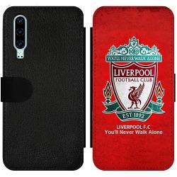 Huawei P30 Wallet Slim Case Liverpool